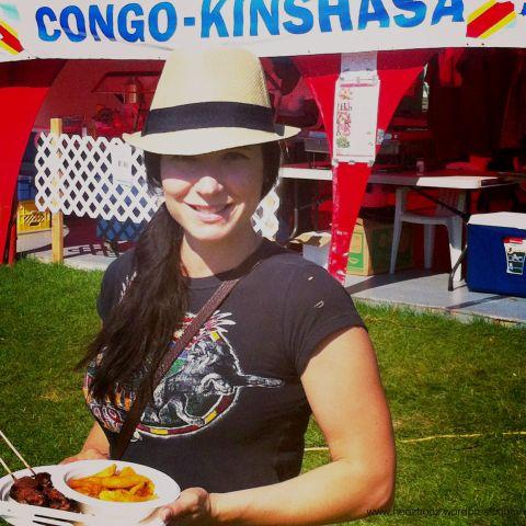 Congo-Kinshasa Heritage Festival 2013