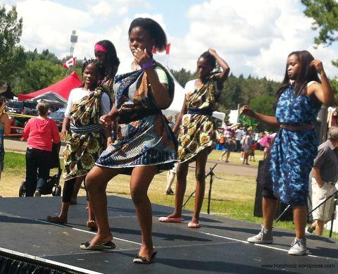 DRC Dancers Heritage Festival